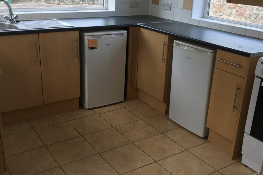 kitchen white goods