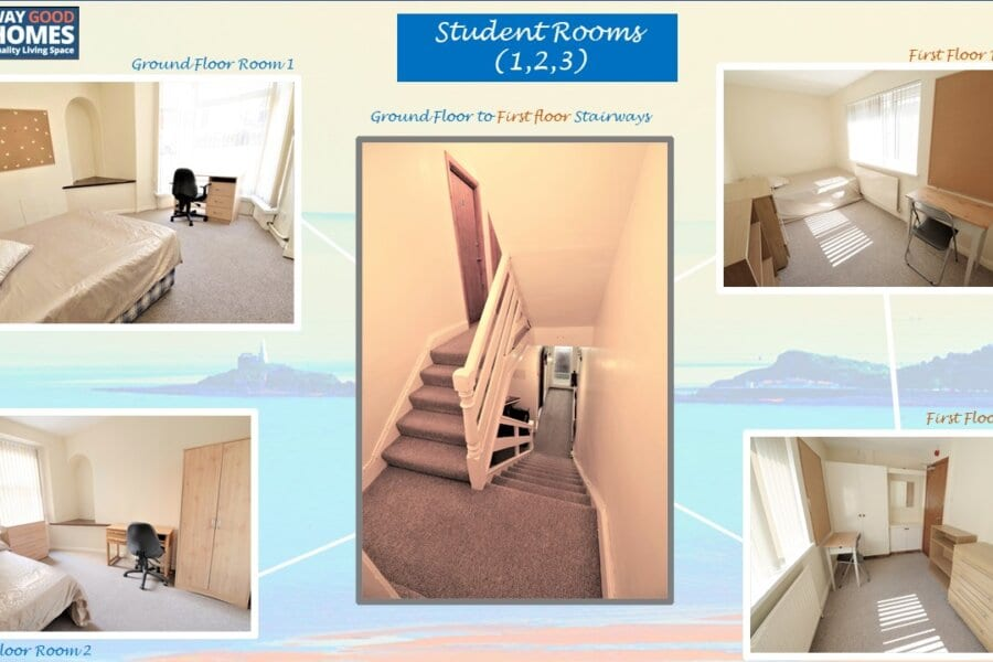 Waygood Homes Student Rooms